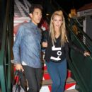 Roshon Fegan and Chelsie Hightower - 425 x 594
