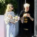 Hailey and Justin Bieber – Pick up some juice out in Miami