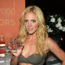Brittany Snow - 8 Annual Teen Vogue Young Hollywood Party at Paramount Studios on October 1, 2010 in Hollywood, California