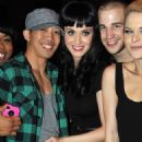 Katy Perry Parties It Up in Paris
