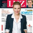 Scarlett Johansson - Luz Magazine Cover [Argentina] (30 March 2014)