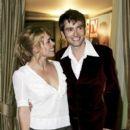 Billie Piper and David Tennant