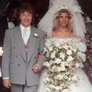 Mandy aged 18 marrying Rolling Stone Bill Wyman