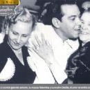 Cantinflas and Valentina Ivanova
