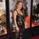 Elsa Pataky – '12 Strong' Premiere in New York City - 454 x 646