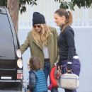 Teresa Palmer spotted in Los Angeles, California on January 10, 2017 - 418 x 600