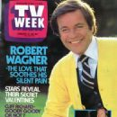 Robert Wagner - TV Week Magazine Cover [Australia] (13 February 1982)
