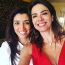 Fabiana Flosi & Luciana Gimenez - London - July/2016 - 454 x 454