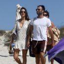 Alessandra Ambrosio and Jamie Mazur Boating While in Ibiza 7/3/2016 - 454 x 624