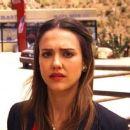 Jessica Alba as Beth Flowers in El Camino Christmas