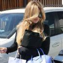 Khloe Kardashian Leaving A Hair Salon In Beverly Hills