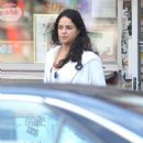 Michelle Rodriguez – Heading to La Esquina in SoHo - 454 x 513