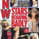 Geri Horner - New Weekly Magazine Cover [Australia] (12 November 2001)