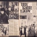 My Fair Lady - Cine Tele Revue Magazine Pictorial [France] (17 December 1964)