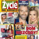Joanna Koroniewska and Maciej Dowbor - Zycie na goraco Magazine Cover [Poland] (17 September 2020)