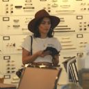 Vanessa Hudgens – Shopping with a friend in LA - 454 x 681