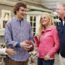 Boomer Esiason and Cheryl Hyde