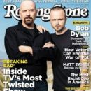 Bryan Cranston, Aaron Paul - Rolling Stone Magazine Cover [United States] (16 August 2012)