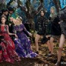 Claudia Schiffer & Bianca Balti for Dolce & Gabbana Fall/Winter 2014/2015