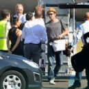 Angelina Jolie and Brad Pitt in France (August. 25, 2014)