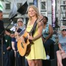 Jewel Kilcher Performing Live On CBS' 'The Early Show' In NYC, 25 May 2010