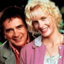 Daryl Hannah and Dudley Moore