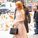 Kate Bosworth – Leaves Her Hotel in New York