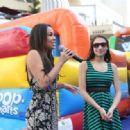 Janel Parrish Pop Tarts Pbj Day Celebration In La