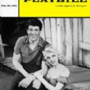 Lil' Abner Original 1956 Broadway Cast Starring Peter Palmer - 268 x 377