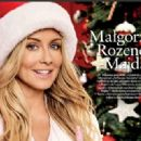 Malgorzata Rozenek - Face & Look Magazine Pictorial [Poland] (November 2018) - 454 x 320