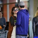 Dakota Johnson with Blake Lee – Shopping Candids In Los Angeles - 454 x 493