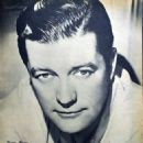 Dennis Morgan - Movie Show Magazine Pictorial [United States] (December 1945)