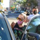 Miley Cyrus - out in Beverly Hills - 2/22/21