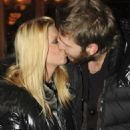 Tara Reid and Michael Lillelund in Denmark.