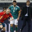 Amistoso Alemania vs España