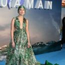 Amber Heard – 'Aquaman' Premiere in London
