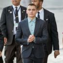 Dave Franco is seen at 'Jimmy Kimmel Live'