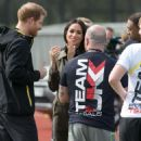 Meghan Markle and Prince Harry – UK Team trials for the Invictus Games Sydney 2018 in Bath
