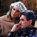 Linda Evans and Rock Hudson