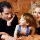 John Travolta and Kelly Preston - 430 x 284