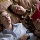 Kate Winslet and David Kross