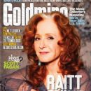Bonnie Raitt - Goldmine Magazine Cover [United States] (March 2016)