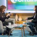 Natalie Imbruglia – Lorraine TV Show in London - 454 x 333