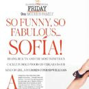 Sofía Vergara - Glamour Magazine Pictorial [United Kingdom] (1 November 2012)