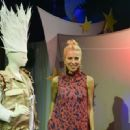 Burcu Esmersoy : Mehtap Elaidi Presentation at Mercedes-Benz Fashion Week Istanbul