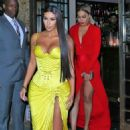 Kim Kardashian out for dinner at Chinese Tuxedo in NY - 454 x 708