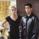 David Schwimmer and Rebecca Romijn