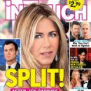 Jennifer Aniston - In Touch Weekly Magazine Cover [United States] (3 October 2016)