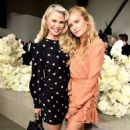Christie and Sailor Brinkley – Zimmermann Fashion Show in NYC - 454 x 692