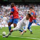 Real Madrid v. Levante October 17, 2015